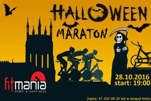 halloween_maraton_rowerowy_fitmania_kielce