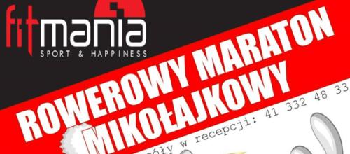 ROWEROWY MARATON MIKOŁAJKOWY!!! :)