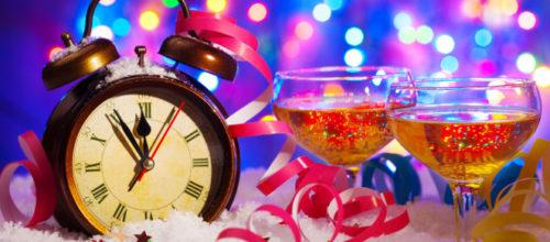 Szczęśliwego Nowego Roku!!! :)