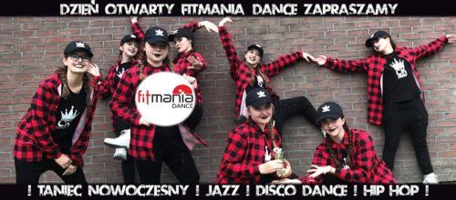 DZIEŃ OTWARTY W FITMANIA DANCE!! :)