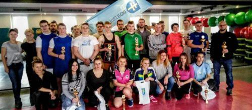 Turniej Sportów Siłowych! :)